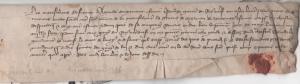 Le document le plus ancien du musée
