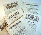 Les lois de 1791 relatives à la gendarmerie