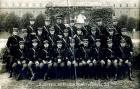 Le peloton de gendarmerie mobile de Nancy en 1927